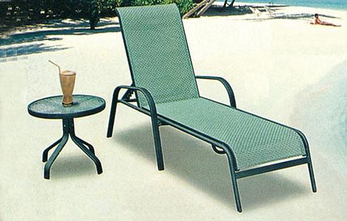 Bộ giường bãi biển thiết kế độc đáo ZXFC095