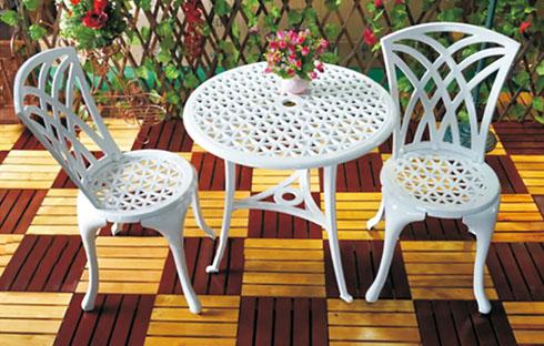 Bộ bàn ghế tựa thiết kế hấp dẫn ZXFK027
