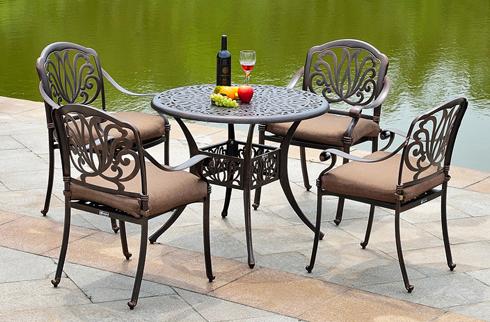Chiêm ngưỡng bộ sưu tập bàn ghế sân vườn được khách hàng yêu thích nhất
