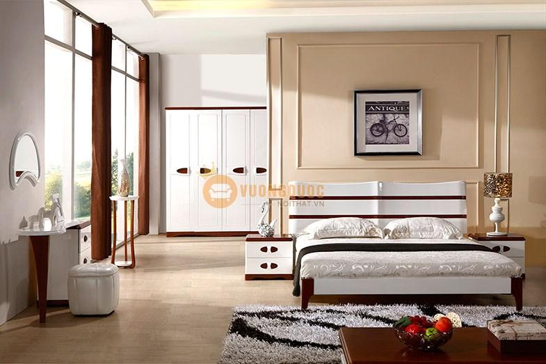 Cách đặt tủ quần áo phòng ngủ phù hợp với không gian sống