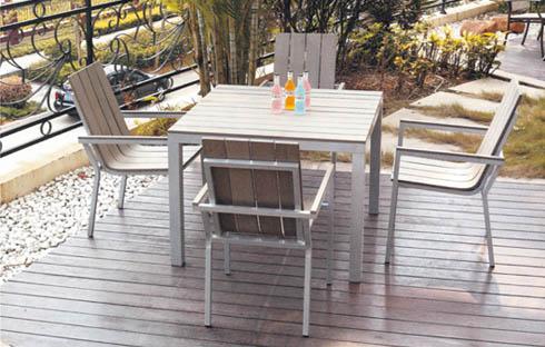 Cách chọn bàn ghế ngoài trời cho quán café hiện đại