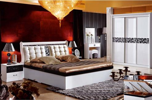 Phòng tân hôn nên chọn giường ngủ thế nào cho hợp lí