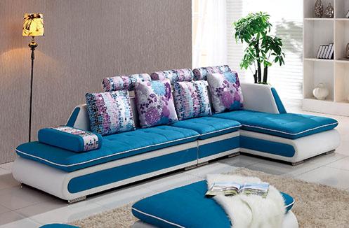 Gợi ý những mẫu sofa nỉ thiết kế đẹp cho không gian chung cư hiện đại