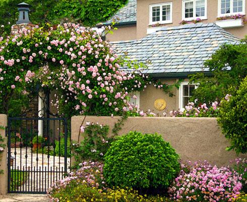 Thiết kế nội thất sân vườn hợp phong thủy mang lại may mắn cho gia chủ