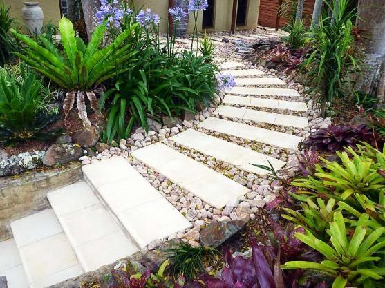 Thiết kế nội thất sân vườn cho biệt thự đẹp