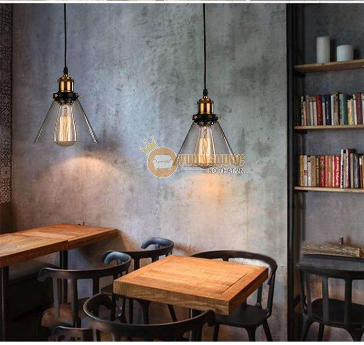Chiêm ngưỡng 3 mẫu đèn thả độc đáo không thể bỏ qua khi thiết kế quán cafe