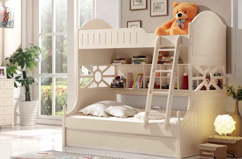 Những mẫu giường tầng công chúa được mẹ và bé thích nhất hiện nay