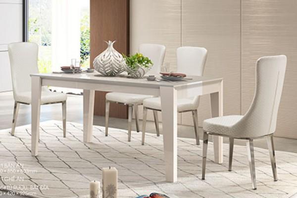 Làm thế nào để vệ sinh bộ bàn ăn gỗ hiệu quả