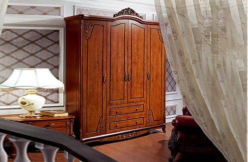 Lý do mẫu tủ quần áo gỗ tự nhiên có vị trí vững chắc trên thị trường