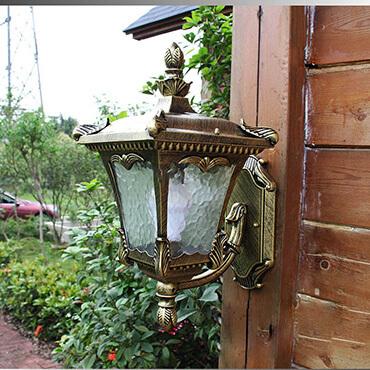 Bí quyết chọn đèn trang trí sân vườn cho không gian ngoại thất ấn tượng