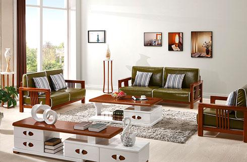 Những bộ ghế sofa phòng khách gỗ đẹp thiết kế theo nhiều phong cách ấn tượng