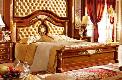 Showroom bán giường ngủ cổ điển giá rẻ, chất lượng tại TP Hồ Chí Minh