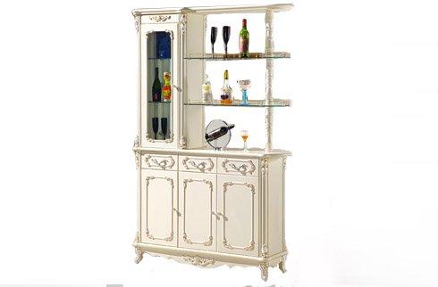 Làm mới không gian phòng khách với những mẫu tủ rượu nhập khẩu cao cấp