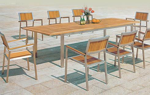 Hướng dẫn cách lựa chọn bàn ghế sân vườn đẹp cho không gian ngoại thất
