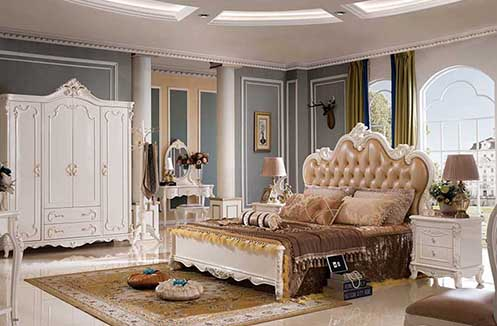 Đánh giá những ưu điểm của nội thất phòng ngủ nhập khẩu