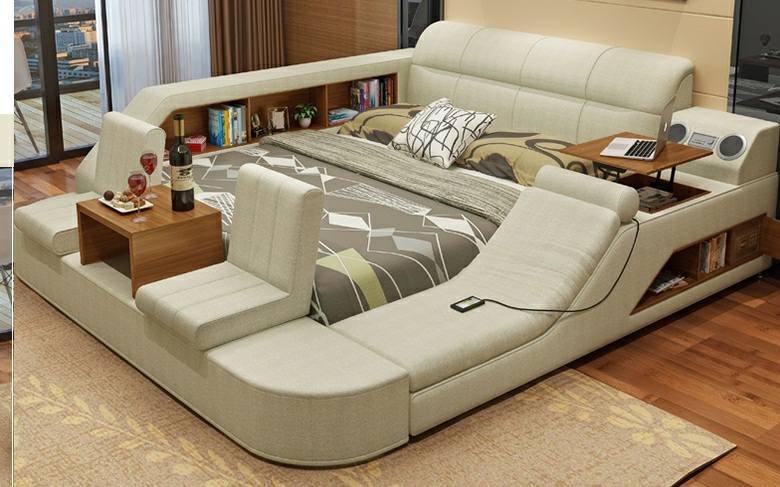 Bí quyết mua giường gỗ đa năng cho giấc ngủ sâu