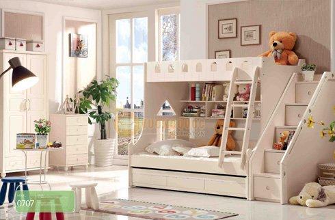 TOP 5 mẫu giường tầng đẹp cho trẻ em mẹ nên mua ngay
