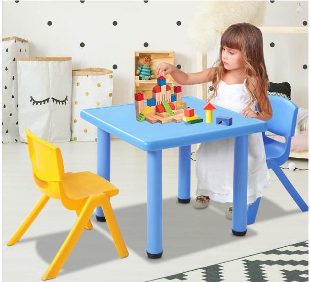 Nguyên tắc lựa chọn bàn học cho bé gái 5 tuổi bạn nên biết