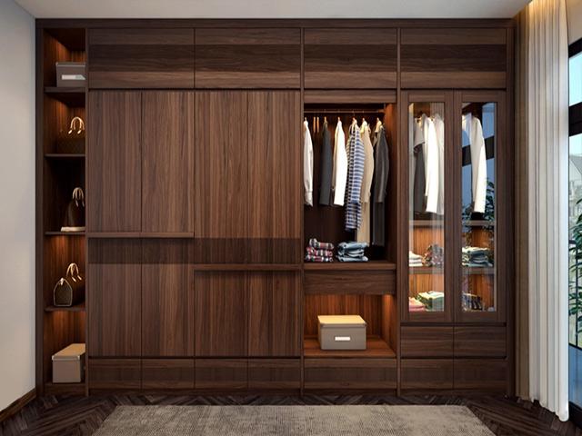 Nên mua tủ quần áo bán sẵn hay tủ quần áo đặt riêng?