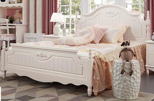 Tổng hợp các mẫu giường gỗ đẹp nhất từ 2017 – 2019