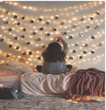 Hút mắt với những mẫu đèn trang trí phòng ngủ dễ thương