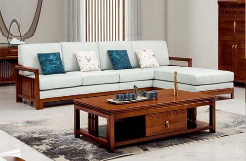 REVIEW Showroom sofa gỗ hiện đại giá rẻ, chất lượng TOP 1