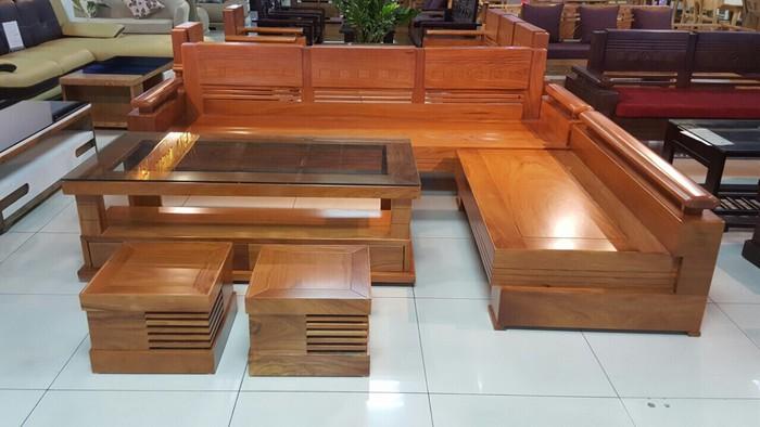 Đánh giá mẫu sofa gỗ đẹp dựa trên những tiêu chí nào?