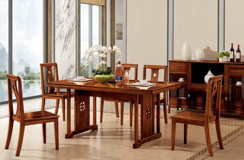 Những mẫu bàn ăn đơn giản mà đẹp bằng gỗ tự nhiên