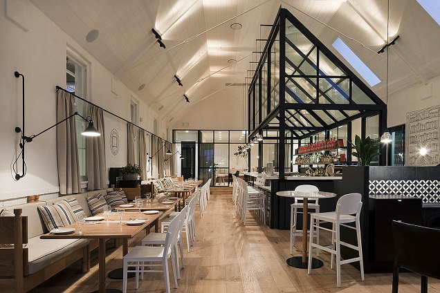 Những nguyên tắc thiết kế nội thất quán café quan trọng