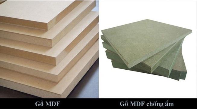 Tổng hợp các loại gỗ nội thất được dùng phổ biến