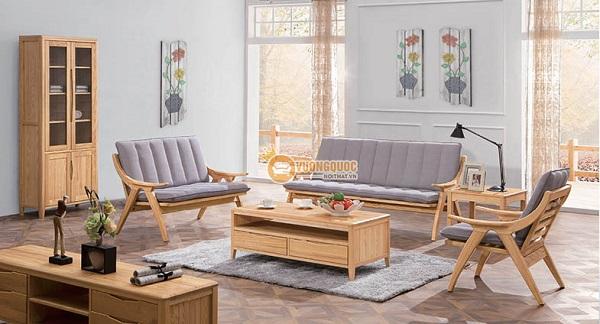 [BST] 10+ mẫu bàn ghế gỗ hiện đại thịnh hành năm 2020