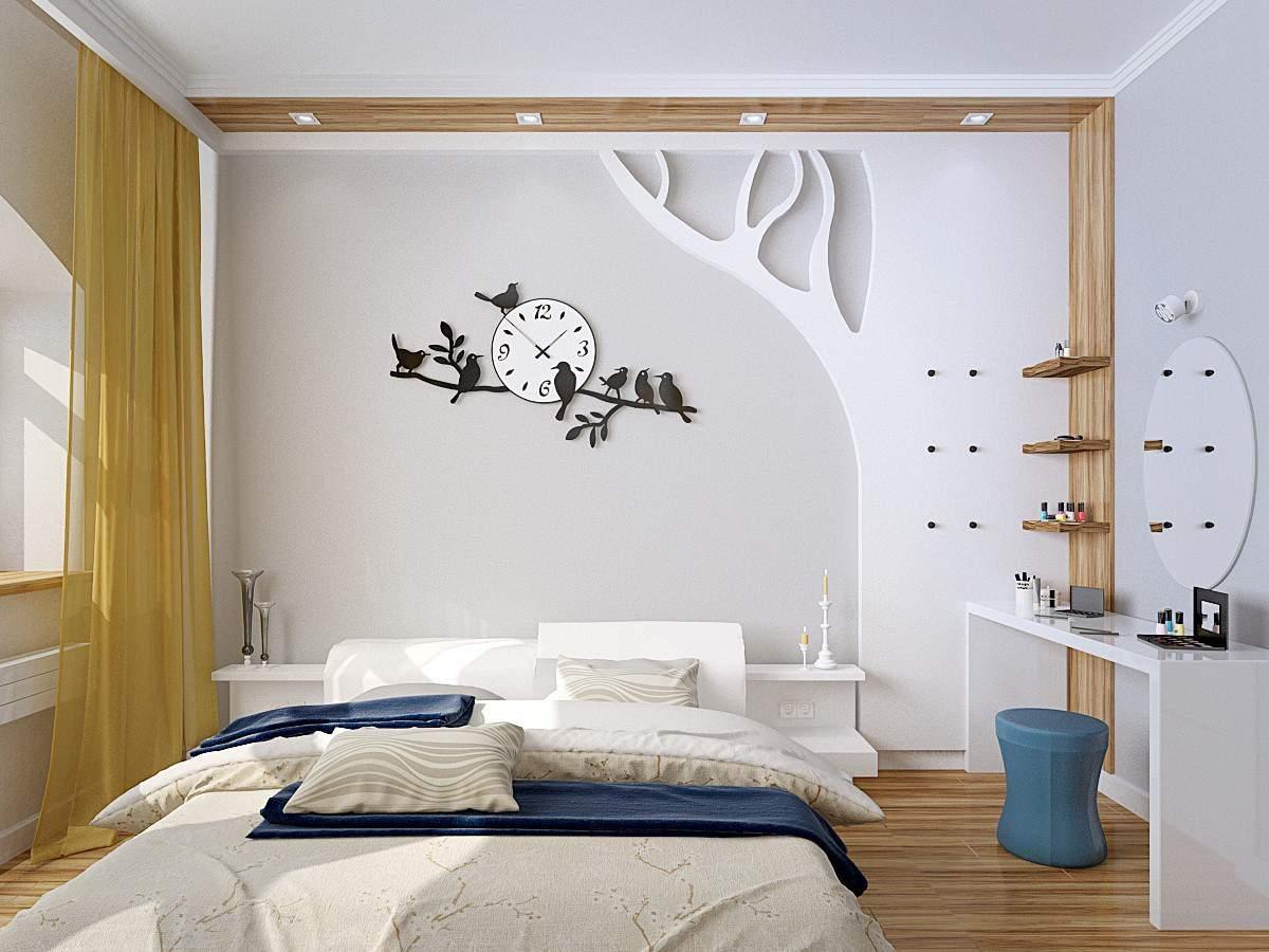 """""""Thay áo mới"""" cho không gian với những vật dụng trang trí phòng ngủ đẹp bất bại"""